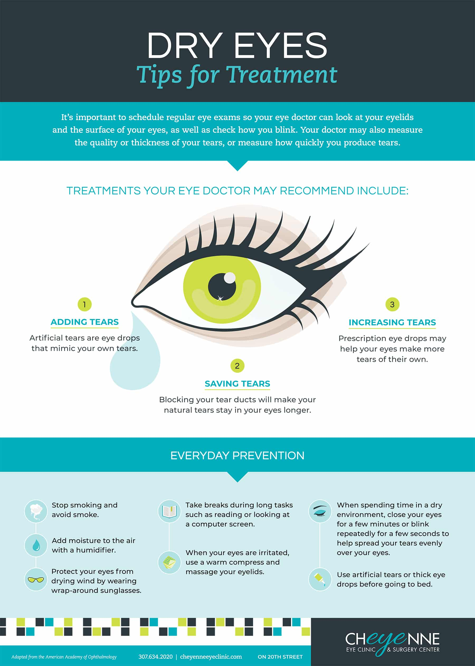 dry eye tips treatment