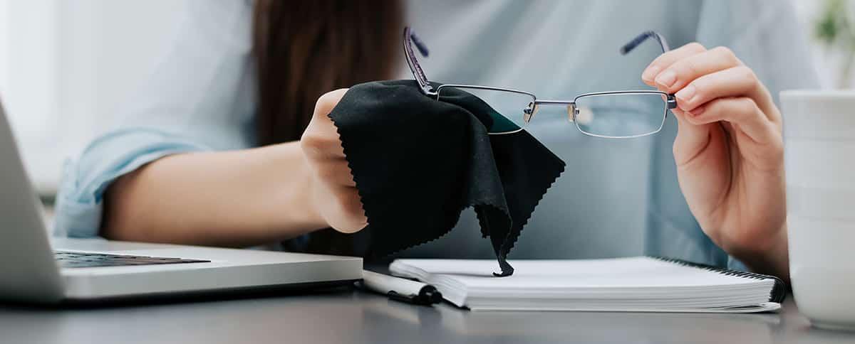 cleaning eye glasses cheyenne wyoming